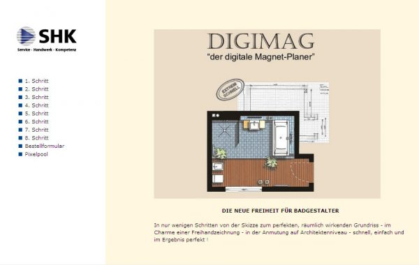 Digimag Plan